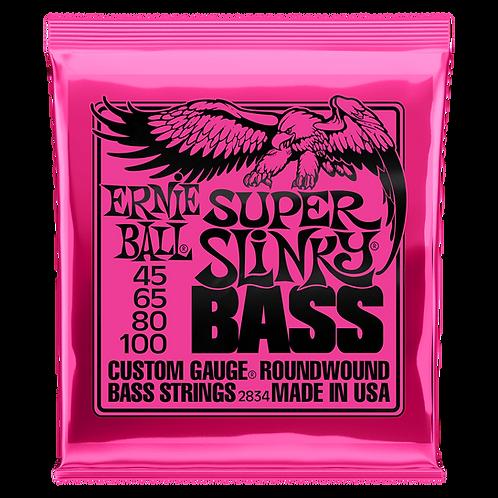 Ernie Ball Super Slinky Bass (2 Pack)