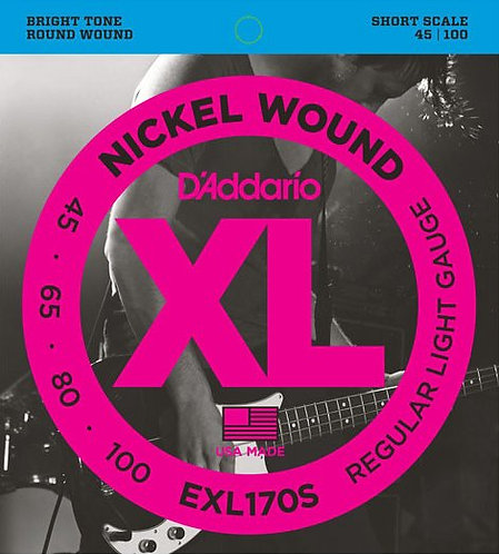 D'Addario EXL170S Regular Light (2 Pack)