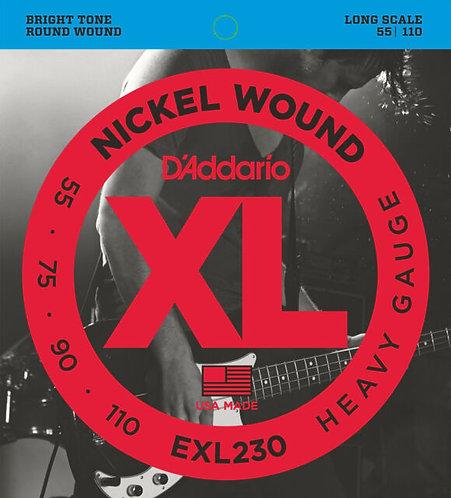 D'Addario EXL230 Heavy (2 Pack)