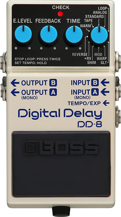 Boss DD-8 Digital Delay NEW!!!