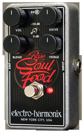 Electro-Harmonix Bass Soul Food NEW!!!