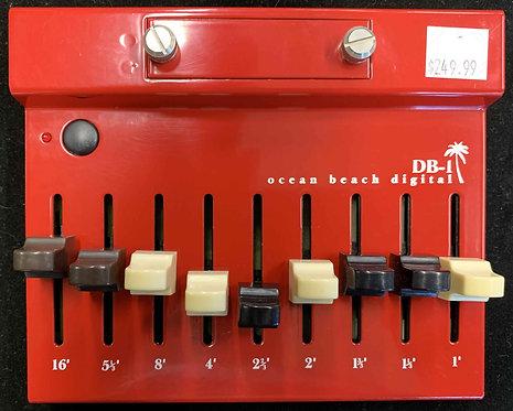 Ocean Beach Digital DB-1 Drawbar Controller USED!!!
