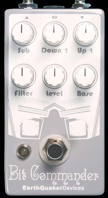 EarthQuaker Devices Bit Commander NEW!!!