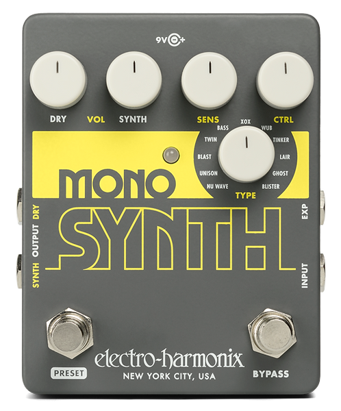 Electro-Harmonix Mono Synth NEW!!!