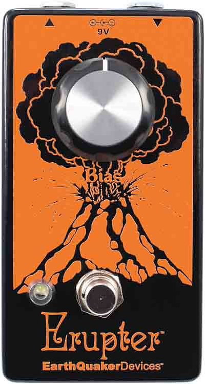 EarthQuaker Devices Erupter NEW!!!