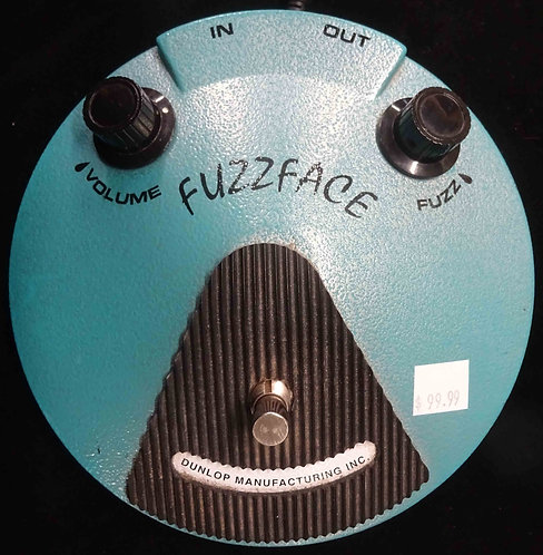 Dunlop Fuzz Face USED!!!
