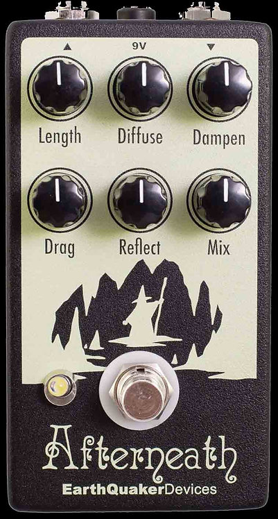 EarthQuaker Devices Afterneath Reverb V2 NEW!!!