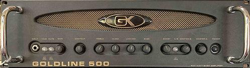 Gallien Krueger Goldline 500 USED!!!