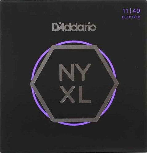 D'Addario NYXL1149 Medium 2 Pack