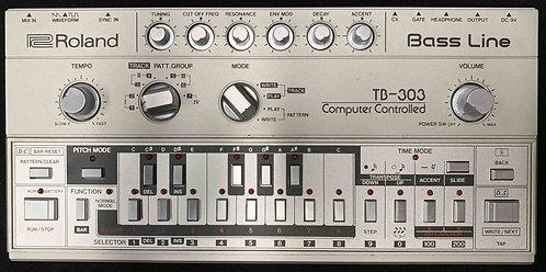 Roland TB-303 Bass Line VINTAGE!!!