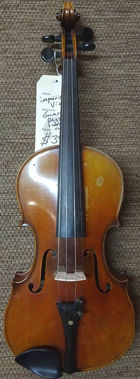 Imperial Violin VINTAGE!!!