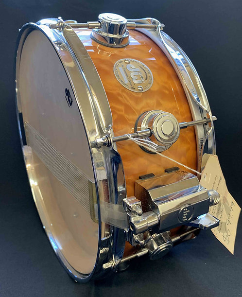 DW Collector's Series Exotic Snare Drum USED!!!