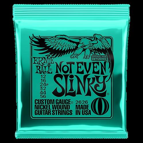 Ernie Ball Not Even Slinky 5 Pack