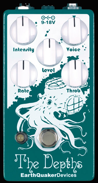 EarthQuaker Devices The Depths NEW!!!