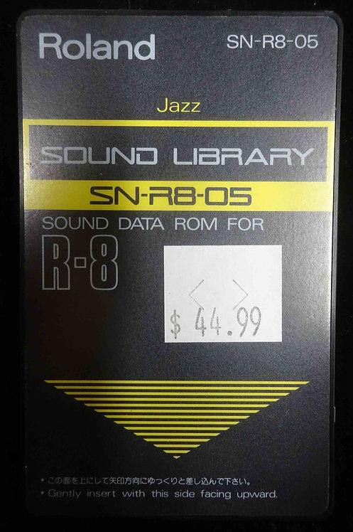 Roland SN-R8-05 Jazz USED!!!
