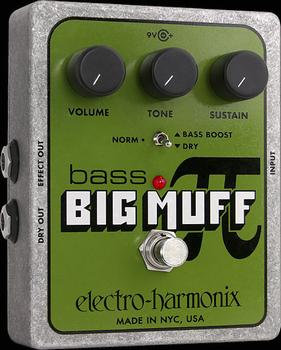 Electro-Harmonix Bass Big Muff NEW!!!