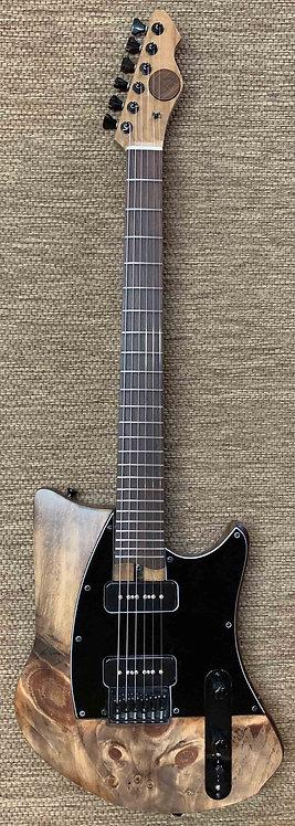Teruya Guitars Vakarian USED!!!