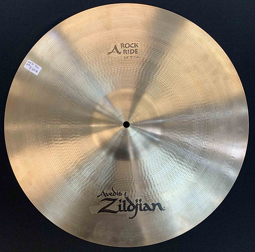 "Zildjian 20"" Rock Ride USED!!!"