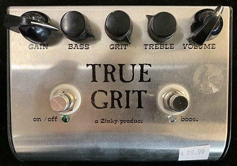 Zinky True Grit USED!!!