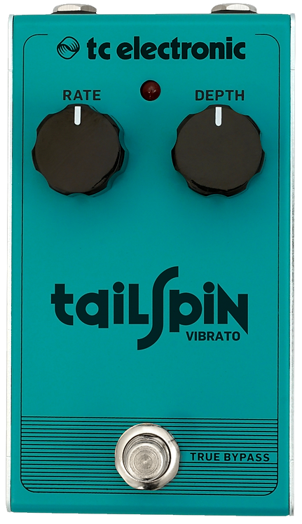 TC Electronic Tailspin Vibrato USED!!!