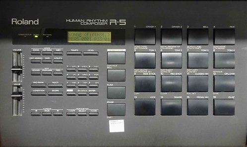 Roland R-5 Human Rhythm Composer USED!!! R5