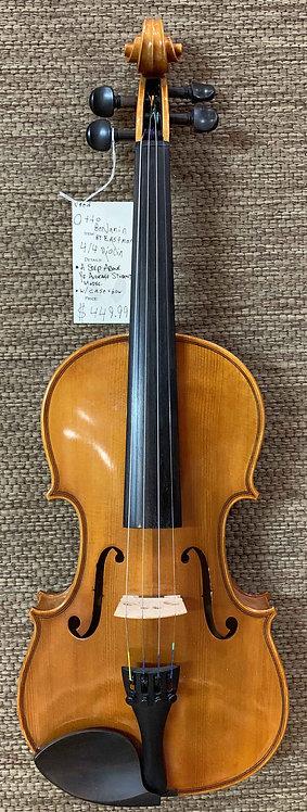 Otto Benjamen By Eastman Violin USED!!!