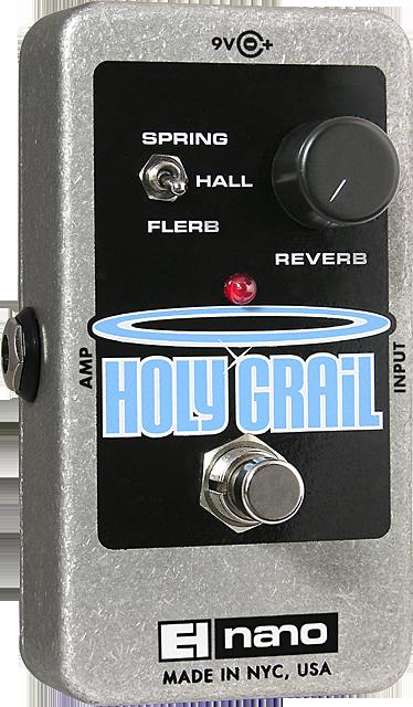 Electro-Harmonix Holy Grail NEW!!!