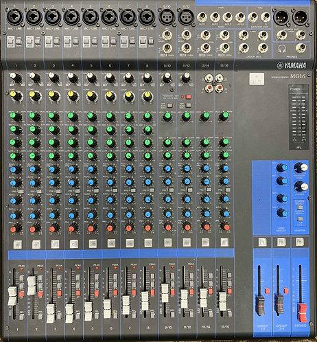 Yamaha MG16 Mixing Console USED!!!
