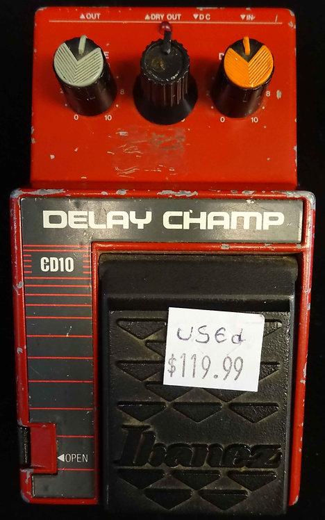 Ibanez CD10 Delay Champ USED!!!