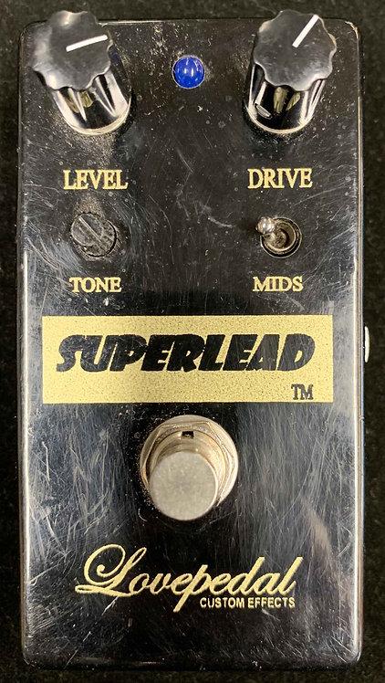Lovepedal Superlead USED!!!