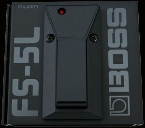 Boss FS-5L Latching Footswitch NEW!!! FS5L