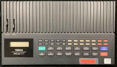 Yamaha RX17 Digital Rhythm Programmer USED!!!