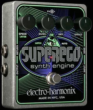 Electro-Harmonix Super Ego NEW!!!