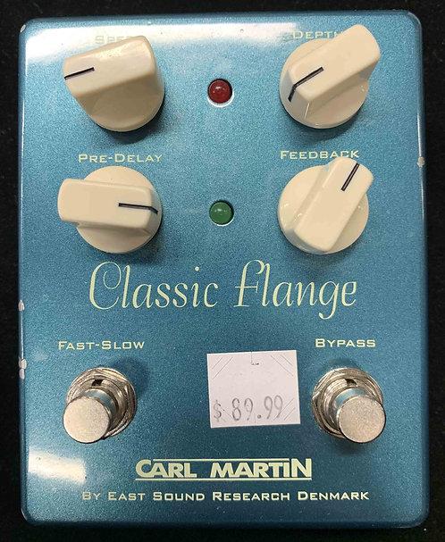 Carl Martin Classic Flange USED!!!