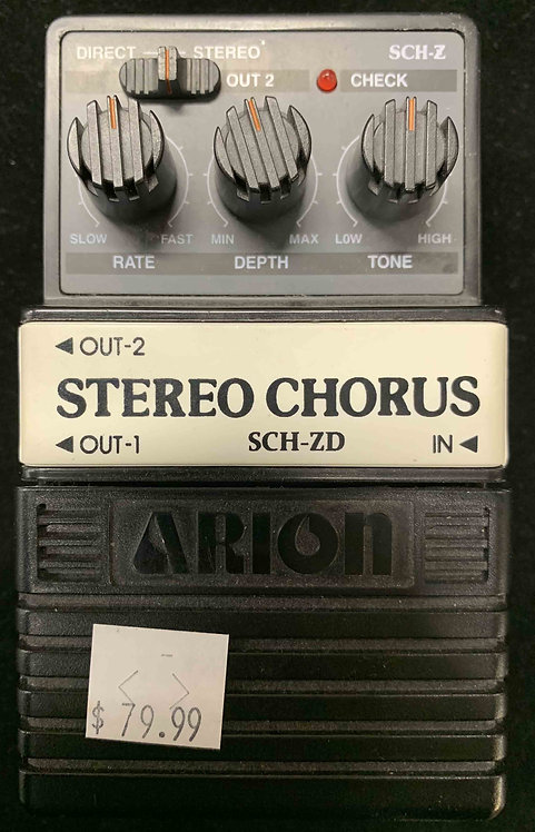 Arion SCH-ZD Stereo Chorus USED!!!