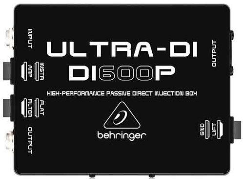 Behringer Ultra-DI DI600P NEW!!!