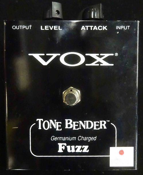 Vox Tone Bender USED!!!
