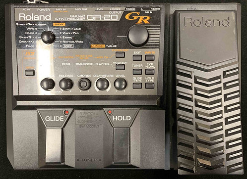 Roland GR-20 Guitar Synthesizer USED!!! GR20
