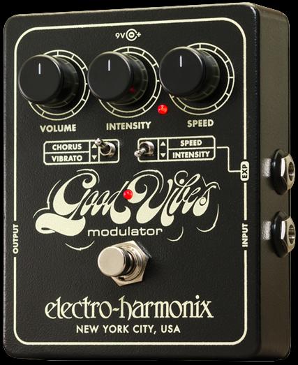 Electro-Harmonix Good Vibes NEW!!!