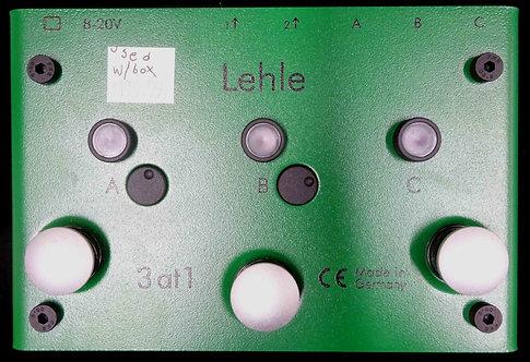 Lehle 3 at 1 SGOS USED!!!
