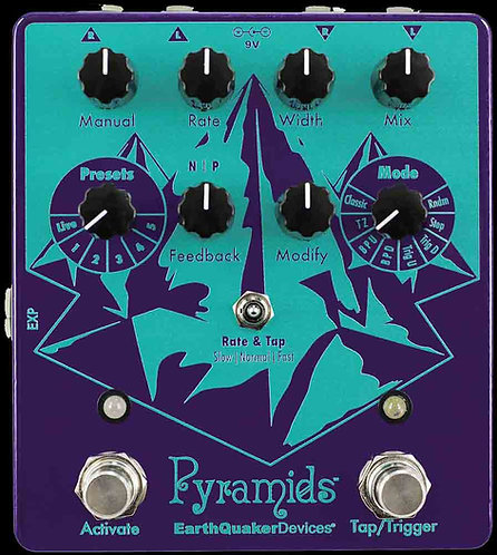 EarthQuaker Devices Pyramids NEW!!!
