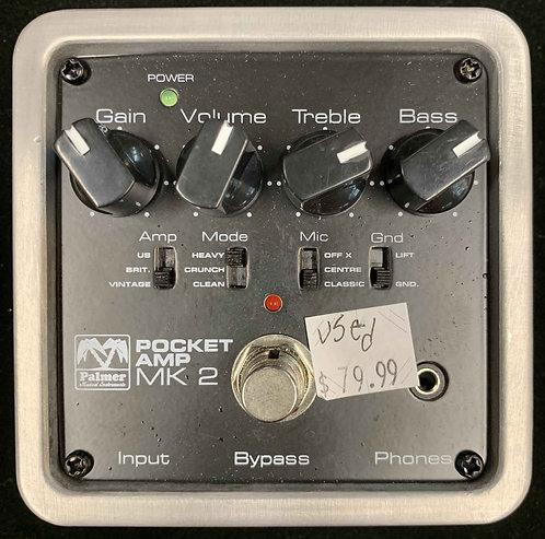 Palmer Pocket Amp MK2 USED!!!