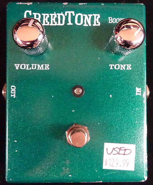 GreedTone Boost USED!!!