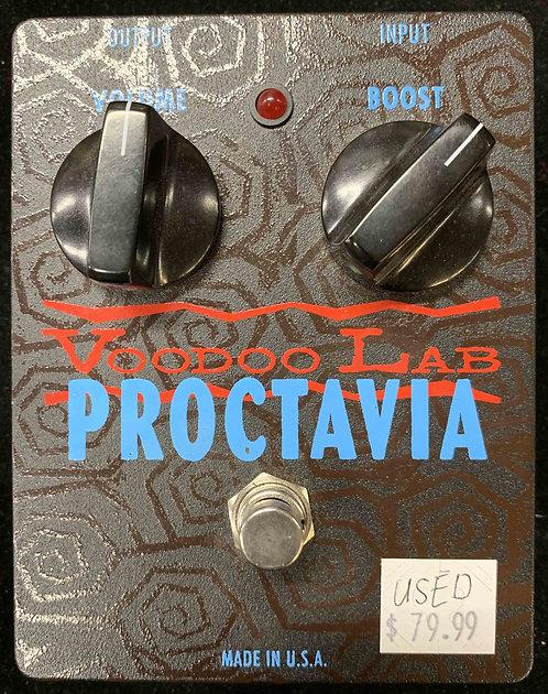 Voodoo Lab Proctavia USED!!!