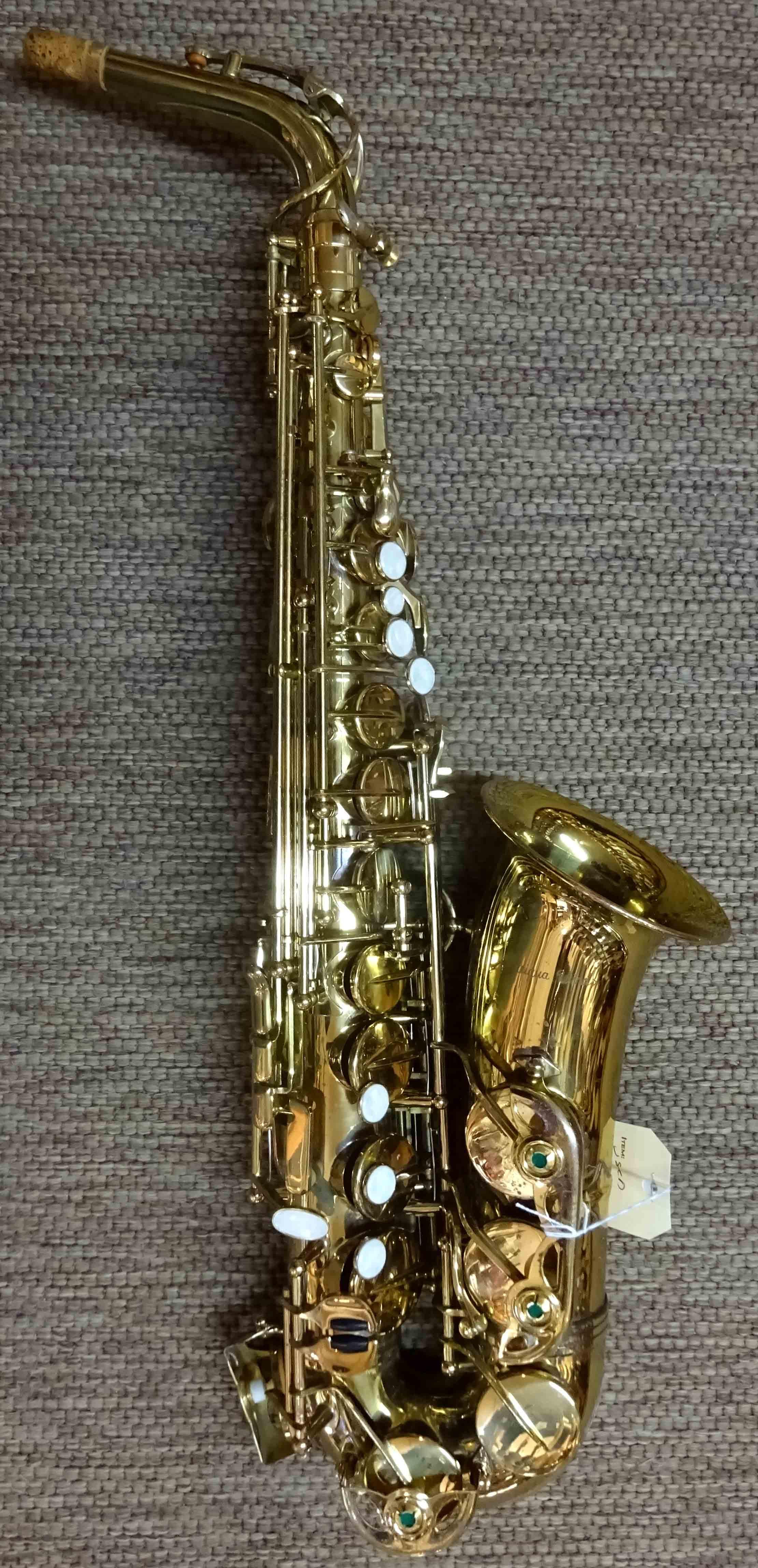 Antigua Winds Alto Saxophone USED!!!
