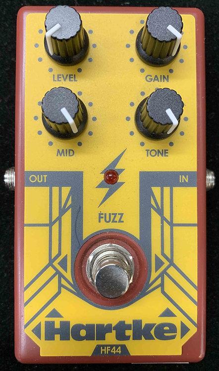 Hartke HF44 Bass Fuzz USED!!!