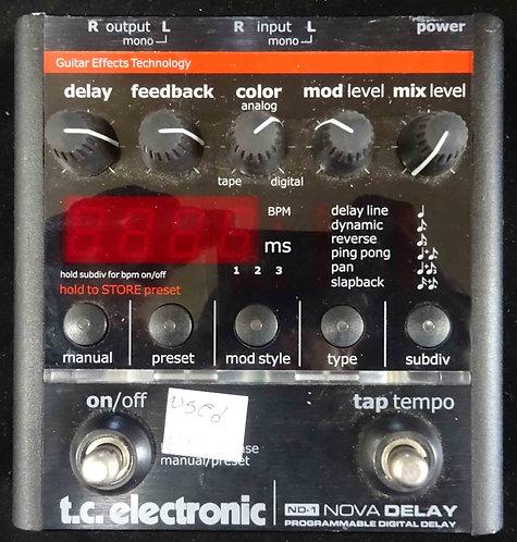 TC Electronic ND-1 Nova Delay USED!!!
