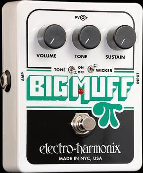 Electro-Harmonix Big Muff Pi w/Tone Wicker NEW!!!