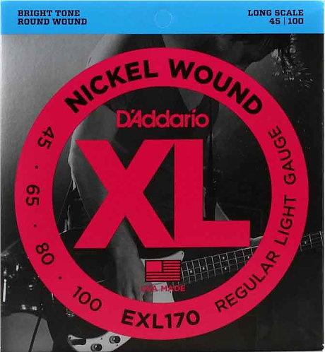 D'Addario EXL170 Light (2 Pack)