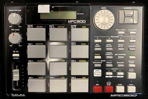 AKAI MPC500 Portable Music Production Center USED!!!